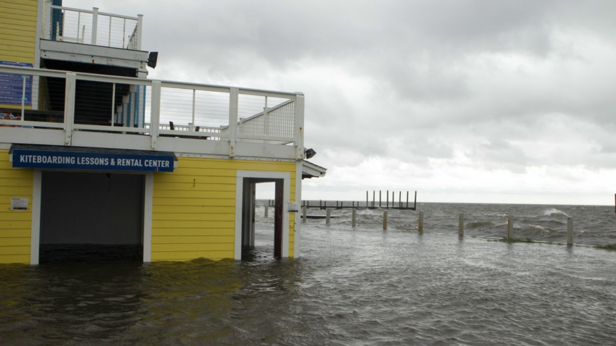 Sea-Level Rise Takes Business Toll in North Carolina's Outer Banks
