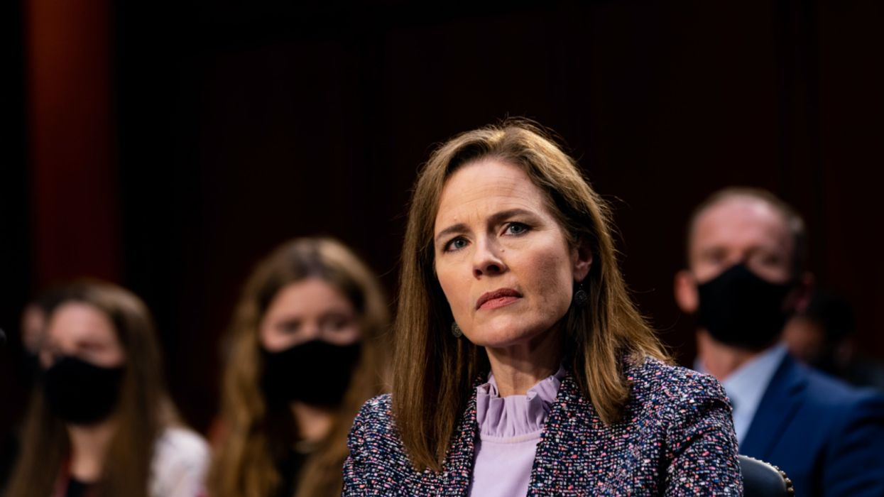 Amy Coney Barrett's Supreme Court Confirmation 'Would Be a Catastrophe for the Climate'