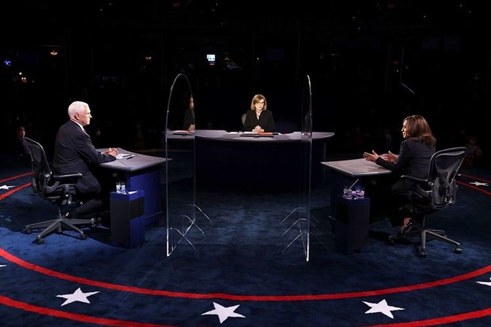 Everything You Need To Know About The Vice Presidential Debate — Including The Infamous Fly