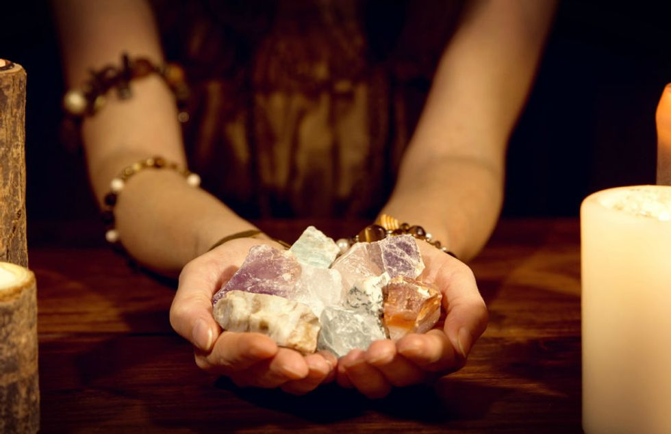 So, What Exactly Are Healing Crystals?