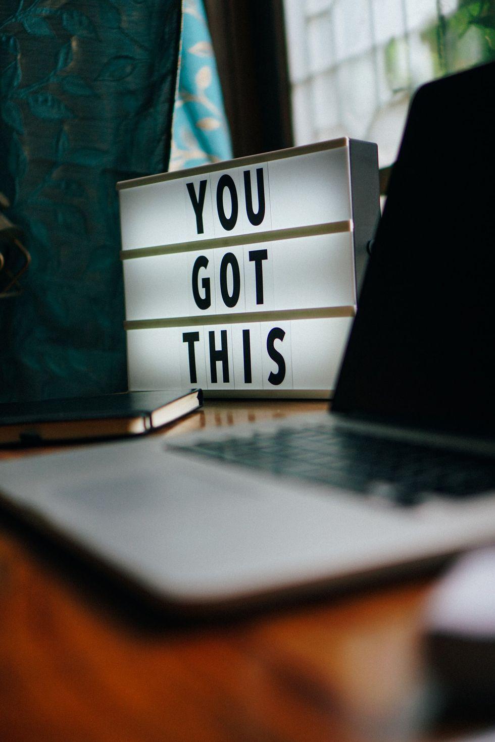 Quotes that motivate me!