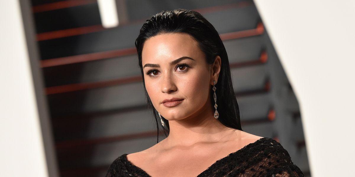 Demi Lovato Hits Back at Critics of Her Anti-Trump Track