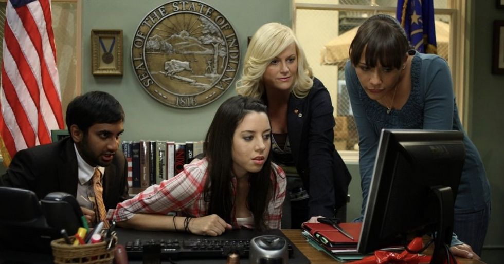7 Different Types Of Voters, But They're All 'Parks And Rec' GIFs