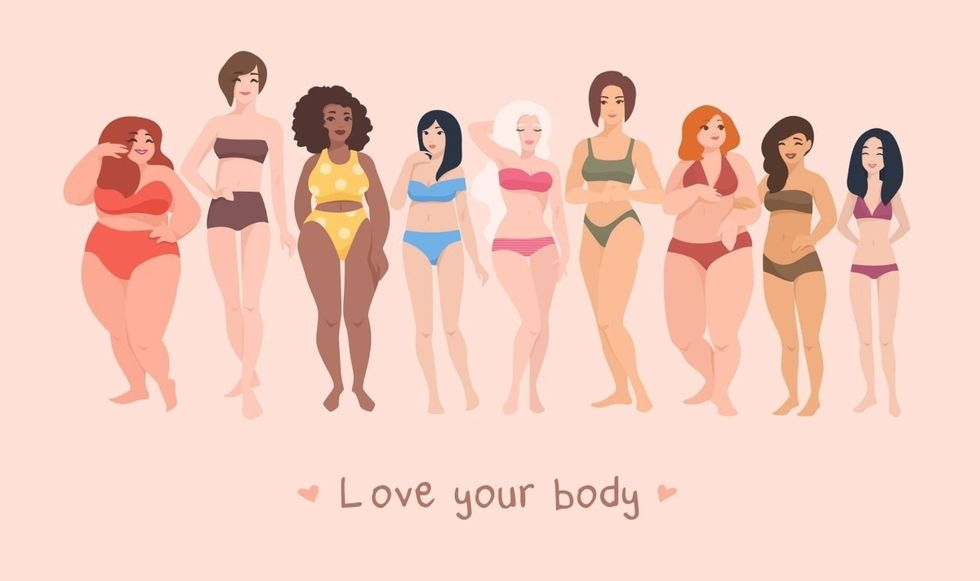 Love Yourself, Not Your Body Type