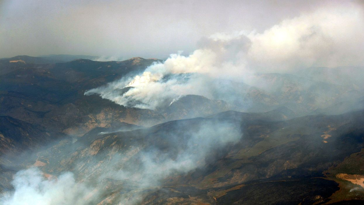 Colorado Battles Largest Wildfire in State History