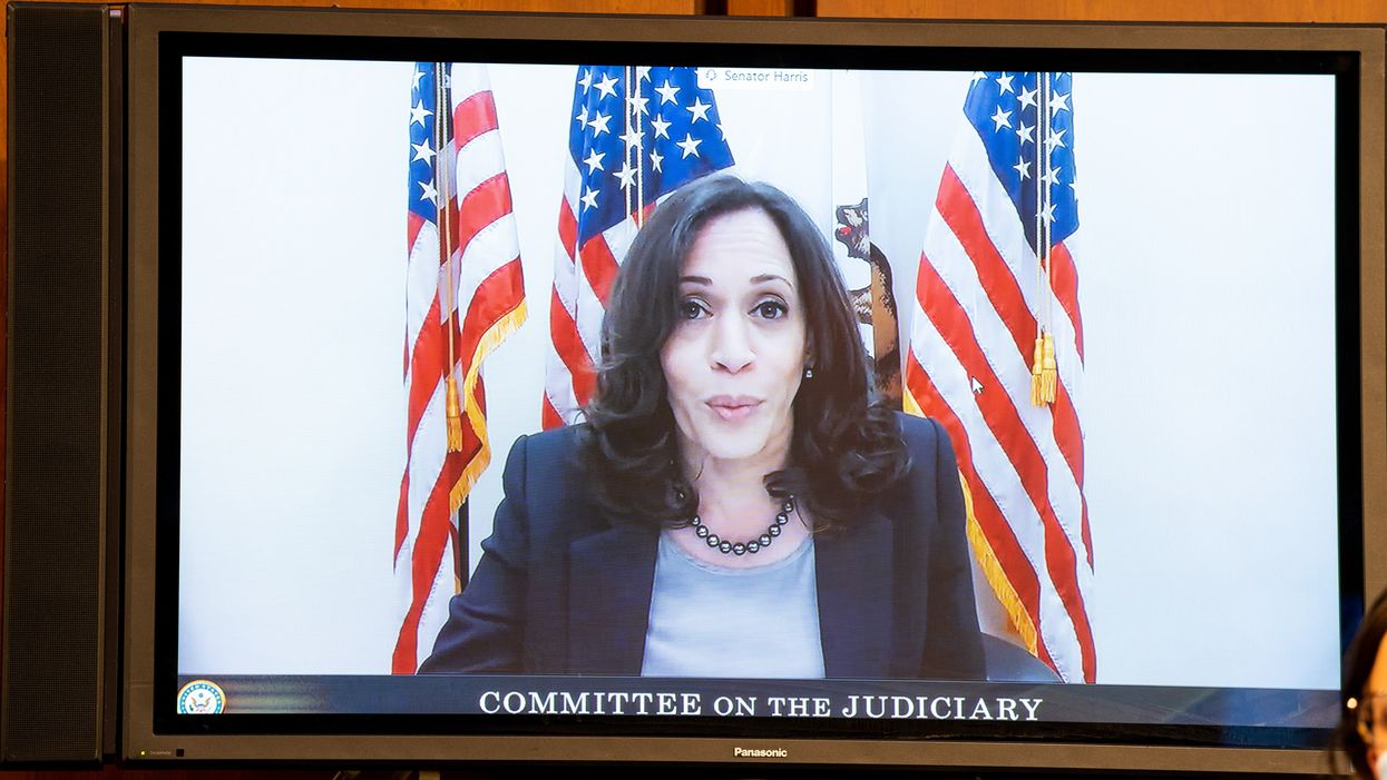 BREAKING: Biden campaign halts Kamala Harris travel after 2 in campaign circle — including Harris communications director — test positive for COVID-19