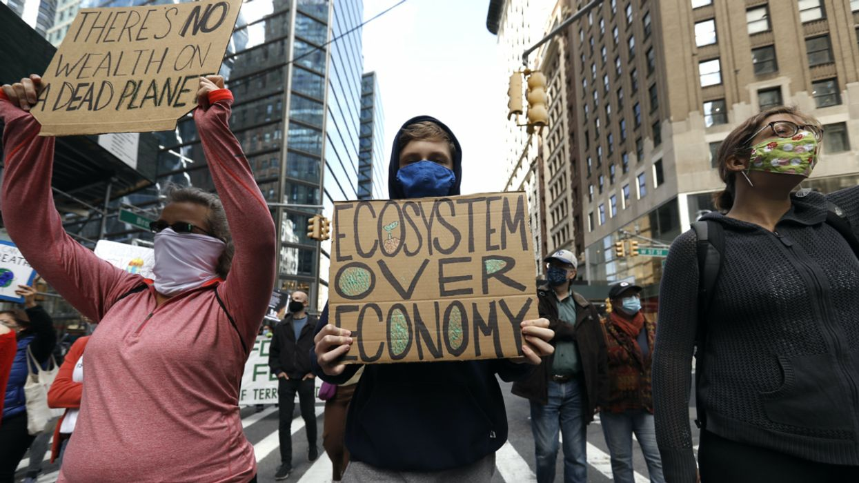 Global Climate Campaigners Want Public Banks to Fund Just Recovery and Green Transition