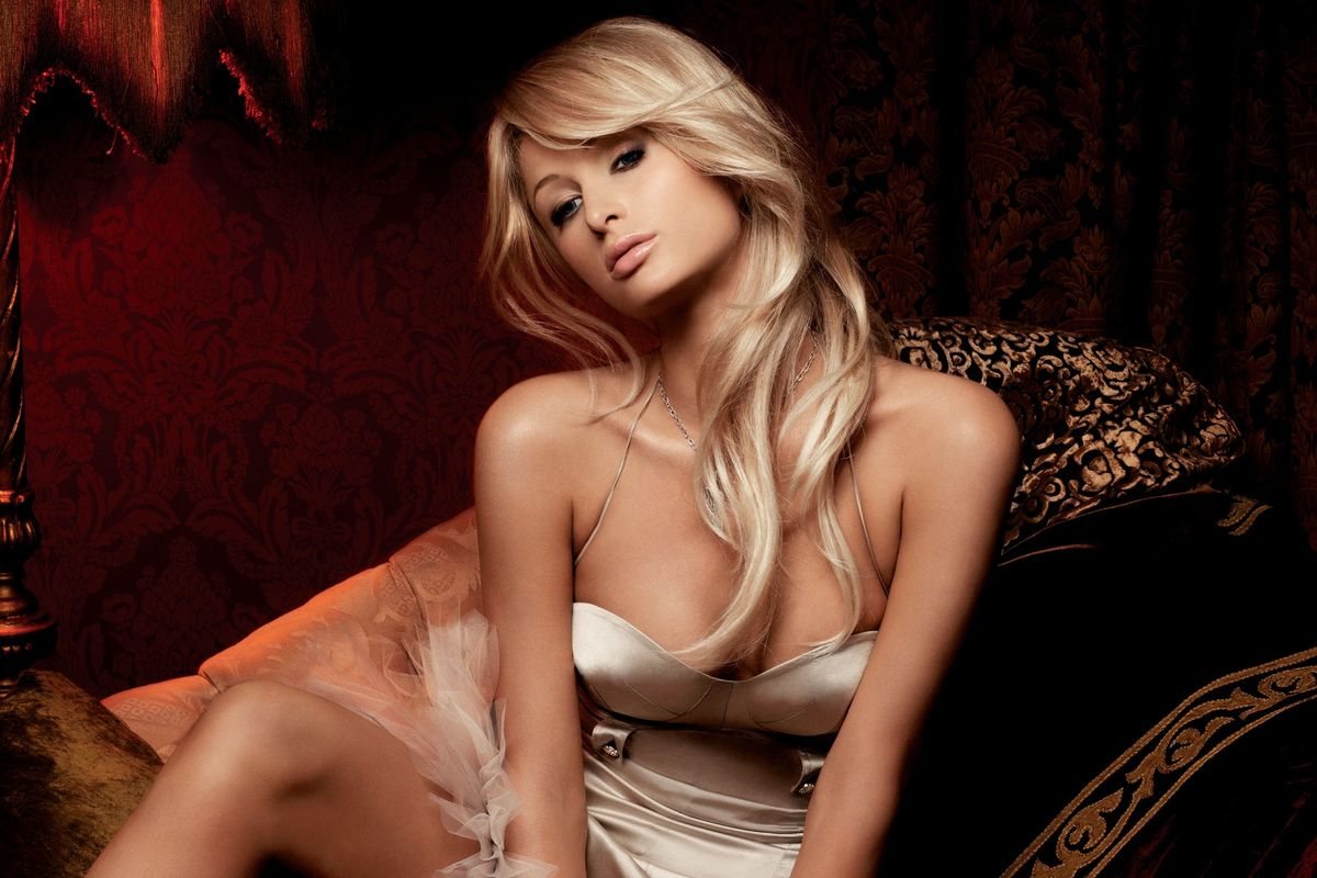 Paris Hilton Is Looking for Her Fake Debut Album by Banksy