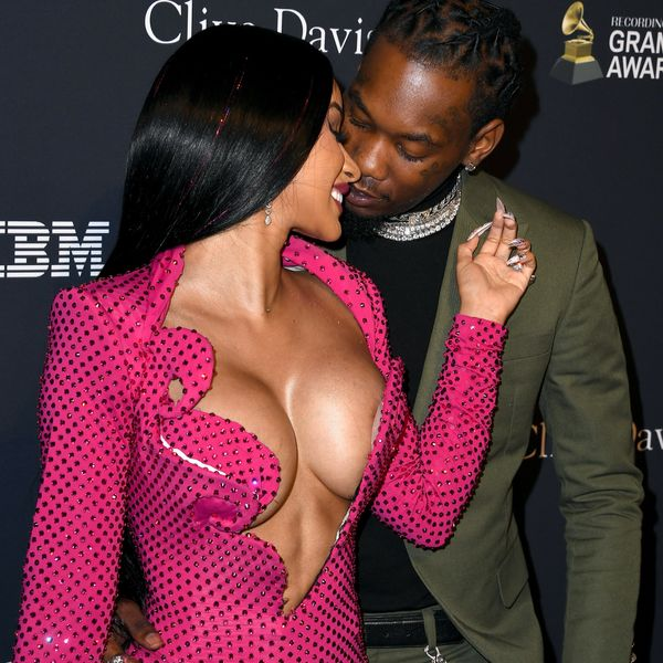 Cardi Missed Physical Touch, Like the Rest of Us