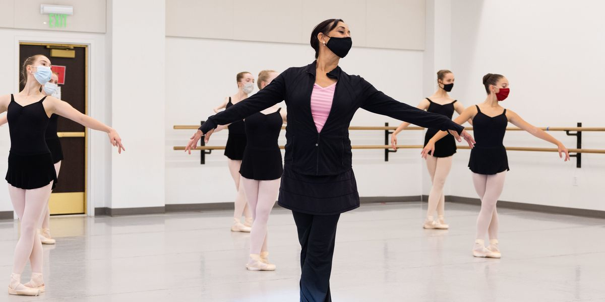Ballet West Academy's New Director on Dream Building During COVID-19
