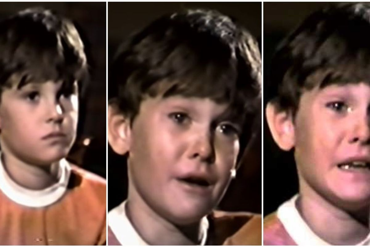 'Kid, you got the job': Henry Thomas' 'E.T' screen test is still awesome for an actor of any age