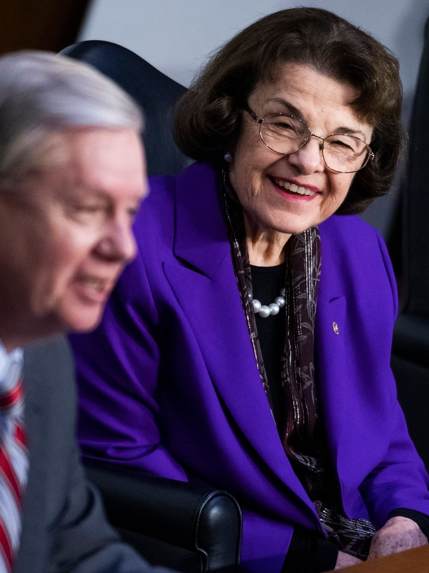 Democratic operatives call for Dianne Feinstein to step down as Judiciary Committee ranking member