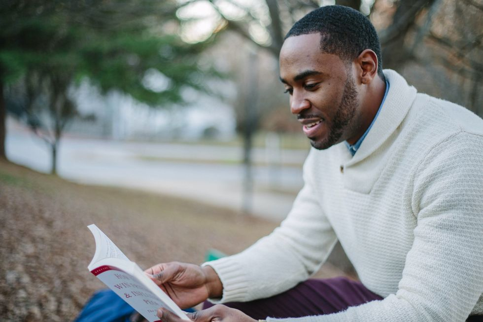 10 Hot Dudes Reading To Check Out Instead Of Stalking Your Ex On Instagram