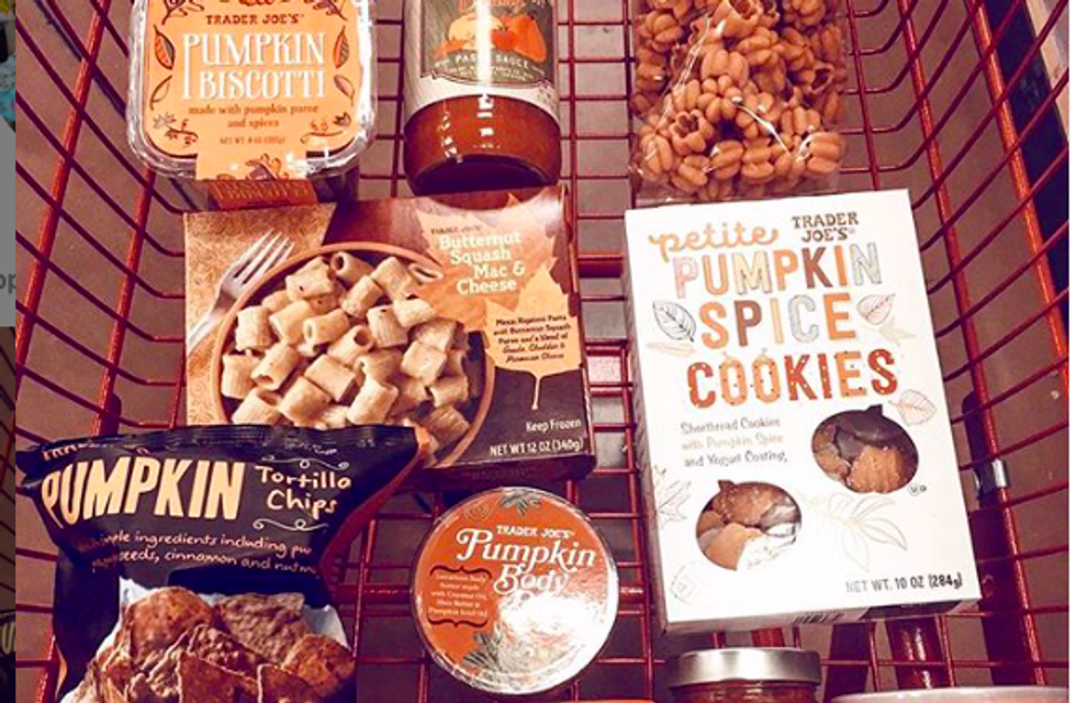 The 10 Best Trader Joe's Fall Items You Have To Buy Before They FALL Out Of Season