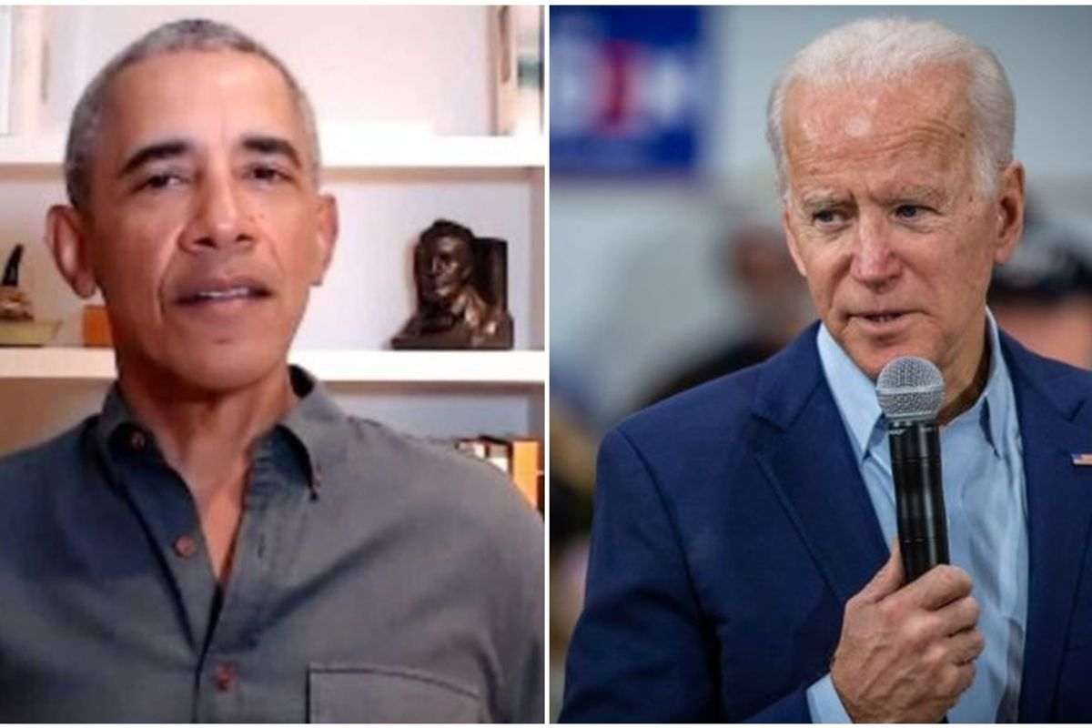 Obama opened up about the personal qualities that make Joe Biden such an exceptional leader