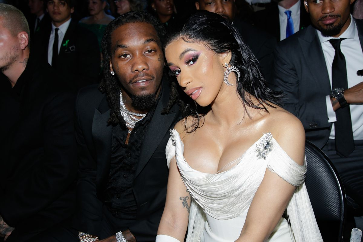 Cardi B Responds to People Saying She's in a 'Mentally Abusive' Relationship