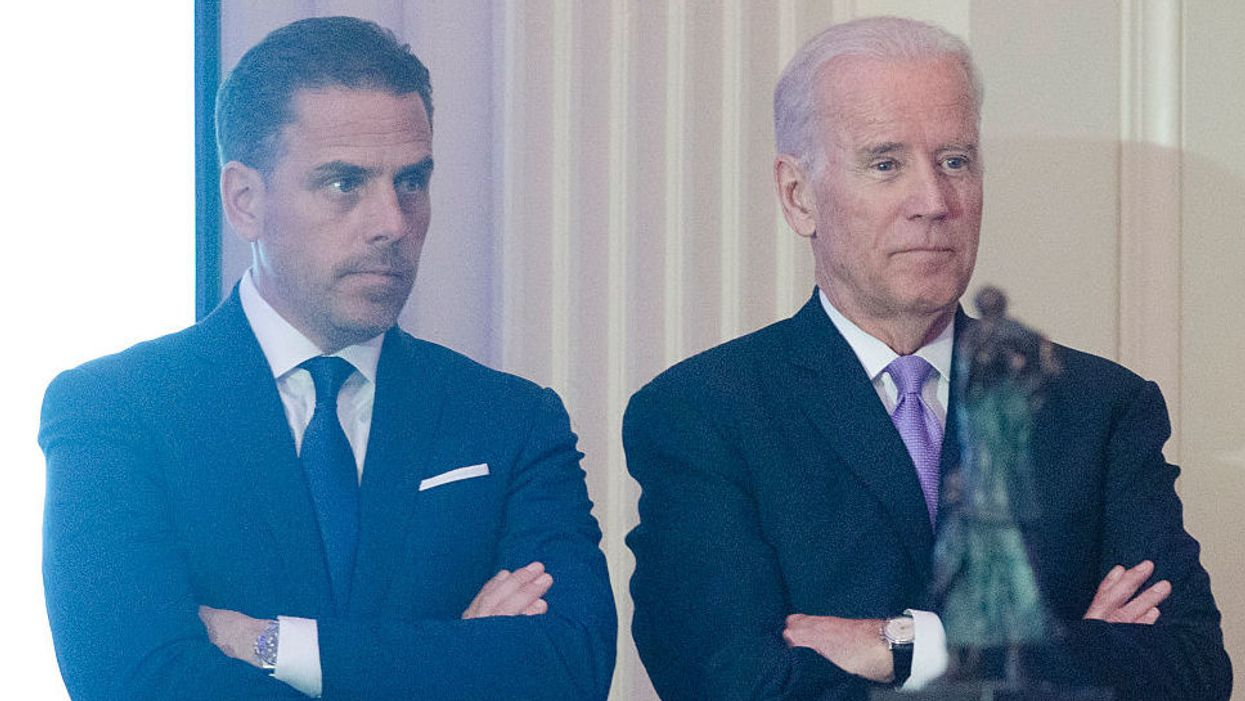 Report: Source confirms 'the big guy' in alleged Hunter Biden-China email is reference to Joe Biden