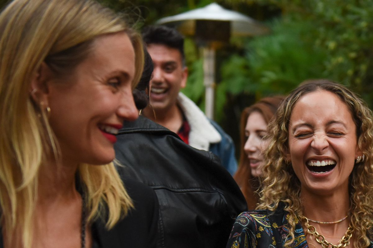 ICYMI: Cameron Diaz and Nicole Richie Are Related