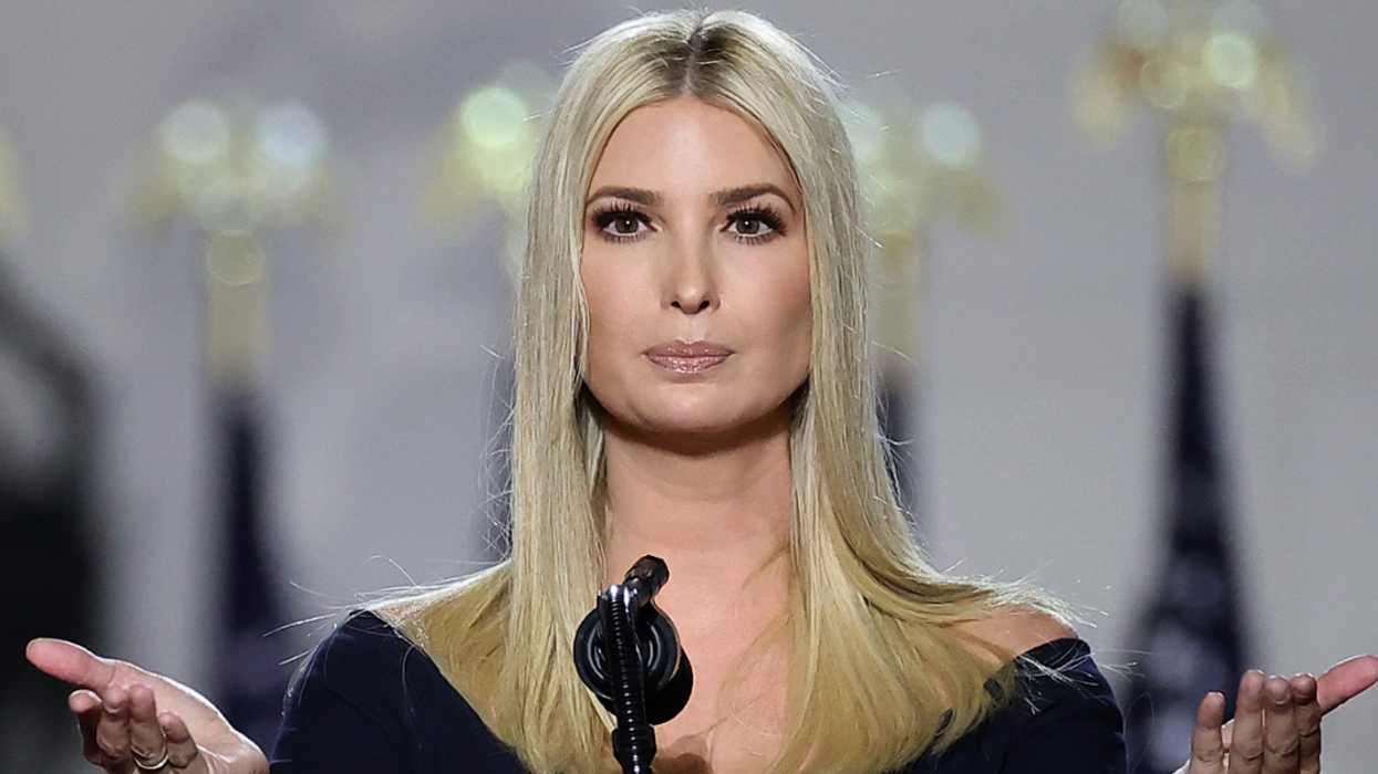 Ivanka Gets Reality Check After She Boasts About Her Father's 'Ambitious' Tree-Planting Initiative