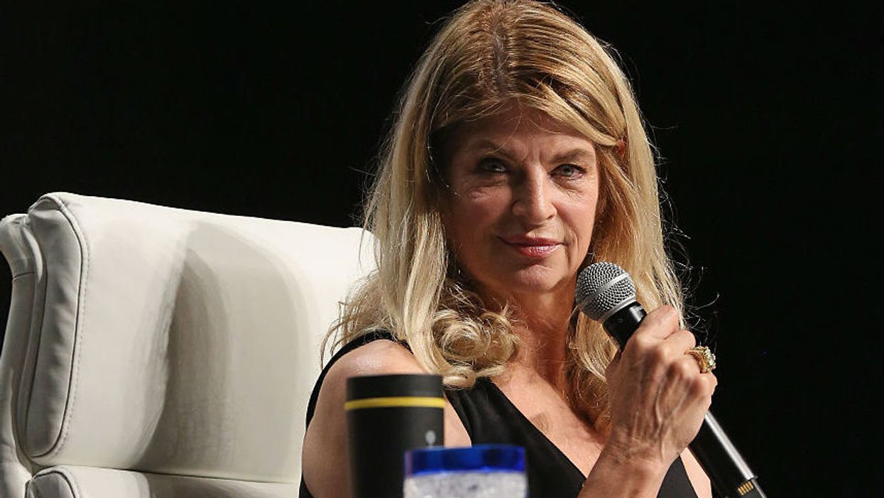 Kirstie Alley says she will vote for Trump, leftists respond with tsunami of hate: 'You are now dead to me'