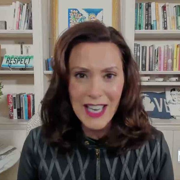 Gov. Gretchen Whitmer: 'If you're tired of lockdowns ... wearing masks, or you wish you were in church this morning,' then vote for Joe Biden