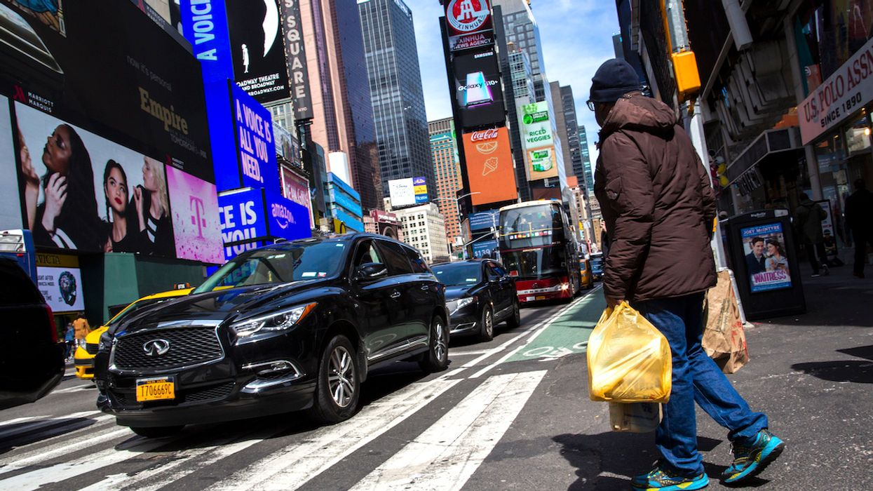 New York Will Finally Enforce Its Plastic Bag Ban