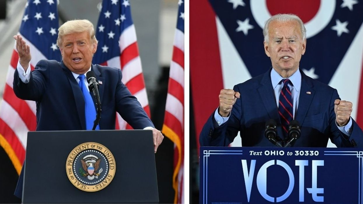 Trump Dragged For Telling Supporters Biden Will Somehow 'Cancel' Christmas This Year