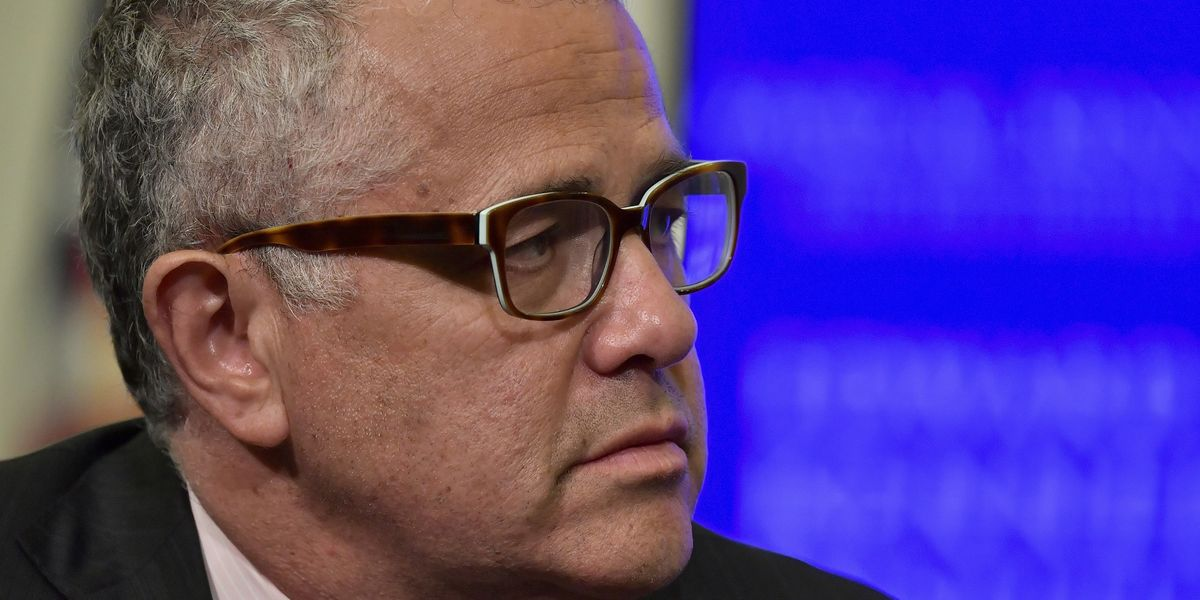 CNN analyst Jeffrey Toobin suspended by New Yorker after allegedly masturbating on Zoom call