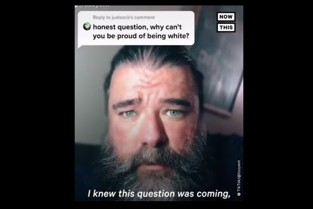 A short, simple and irrefutable explanation why there's no such thing as 'white pride'
