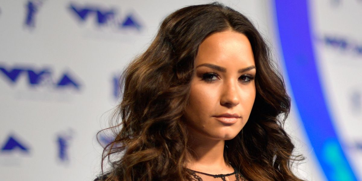 Demi Lovato Says She's Been Contacted By Aliens