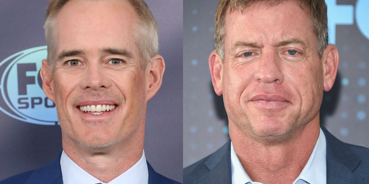 Joe Buck and Troy Aikman caught in hot mic moment ridiculing the military flyover before NFL game