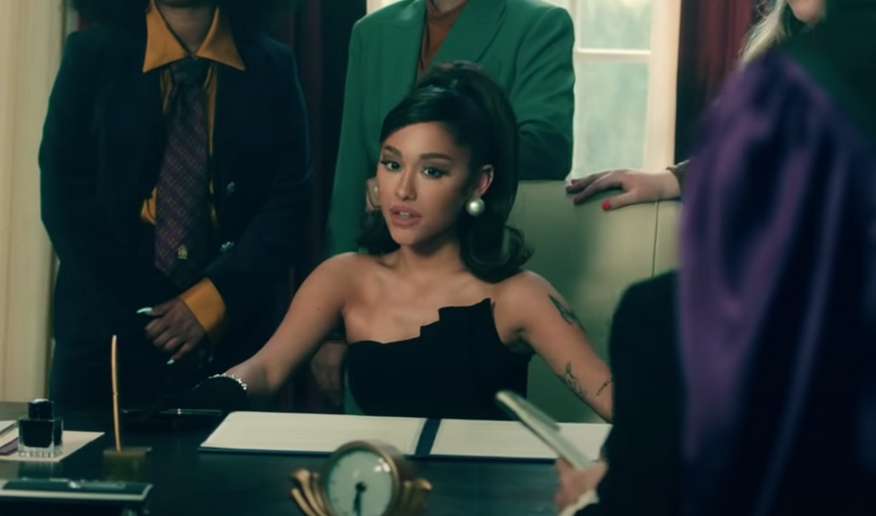 Ariana Grande Just Dropped The Sexiest Album Of Her Career — Here Is A Definitive Ranking Of The Songs