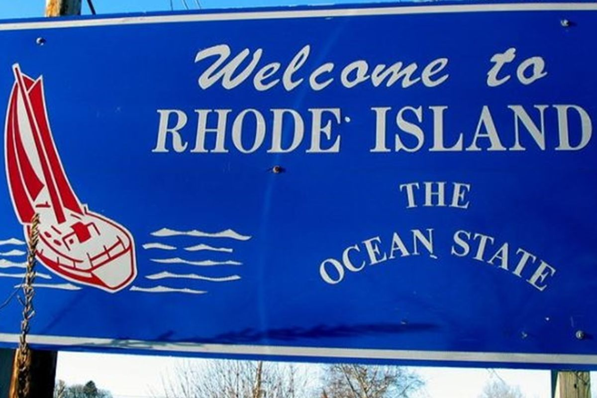 Rhode Islanders vote to change the state's name on Tuesday. Some say it's racist.
