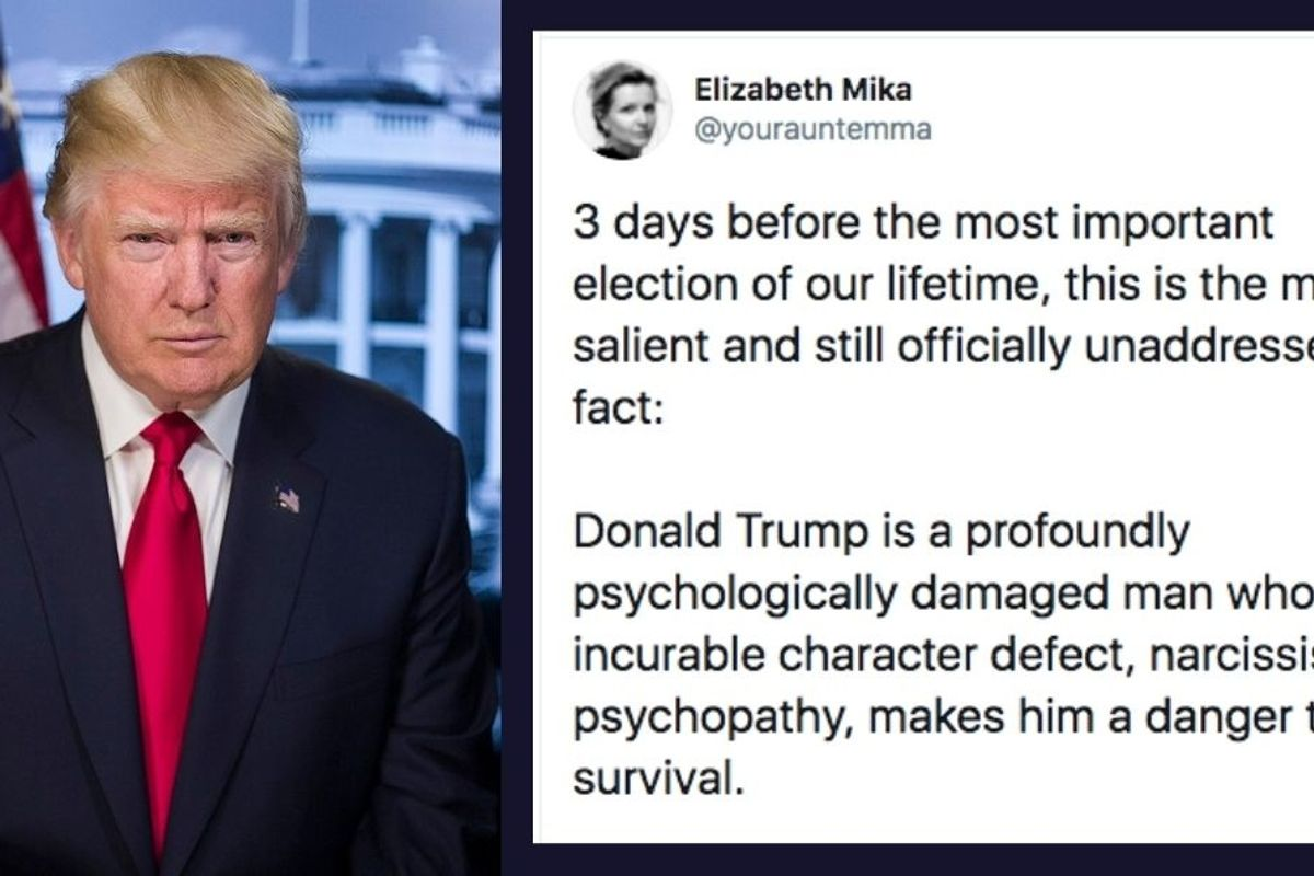 A psychologist explains Trump's lack of conscience and warns of what a 2nd term would bring