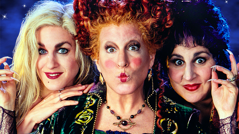I Watched The Hocus Pocus Reunion And Honestly, Are The Sanderson Sisters Really Back?