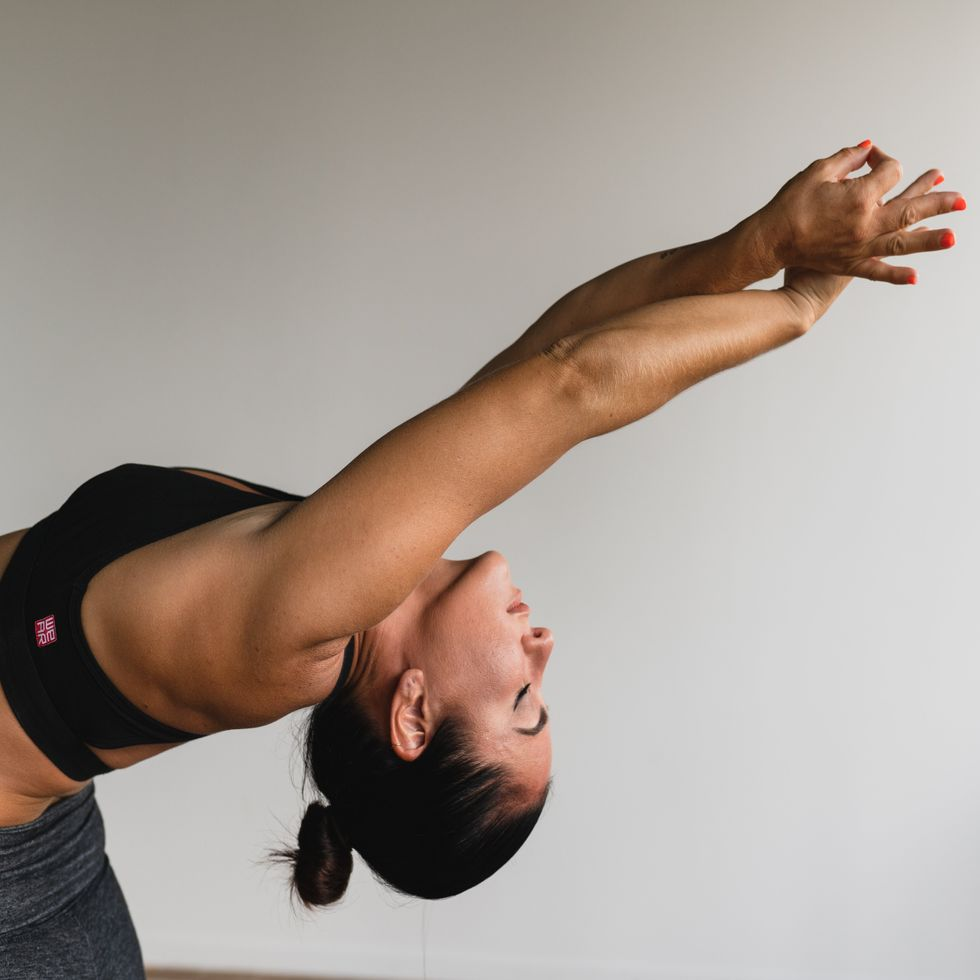 8 Great Yoga Poses To Relieve The Craziness That Is 2020
