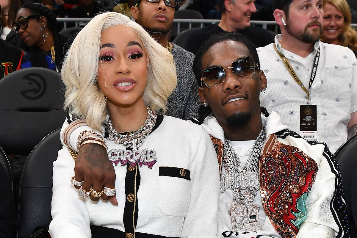 Cardi B Calls Off Divorce From Offset