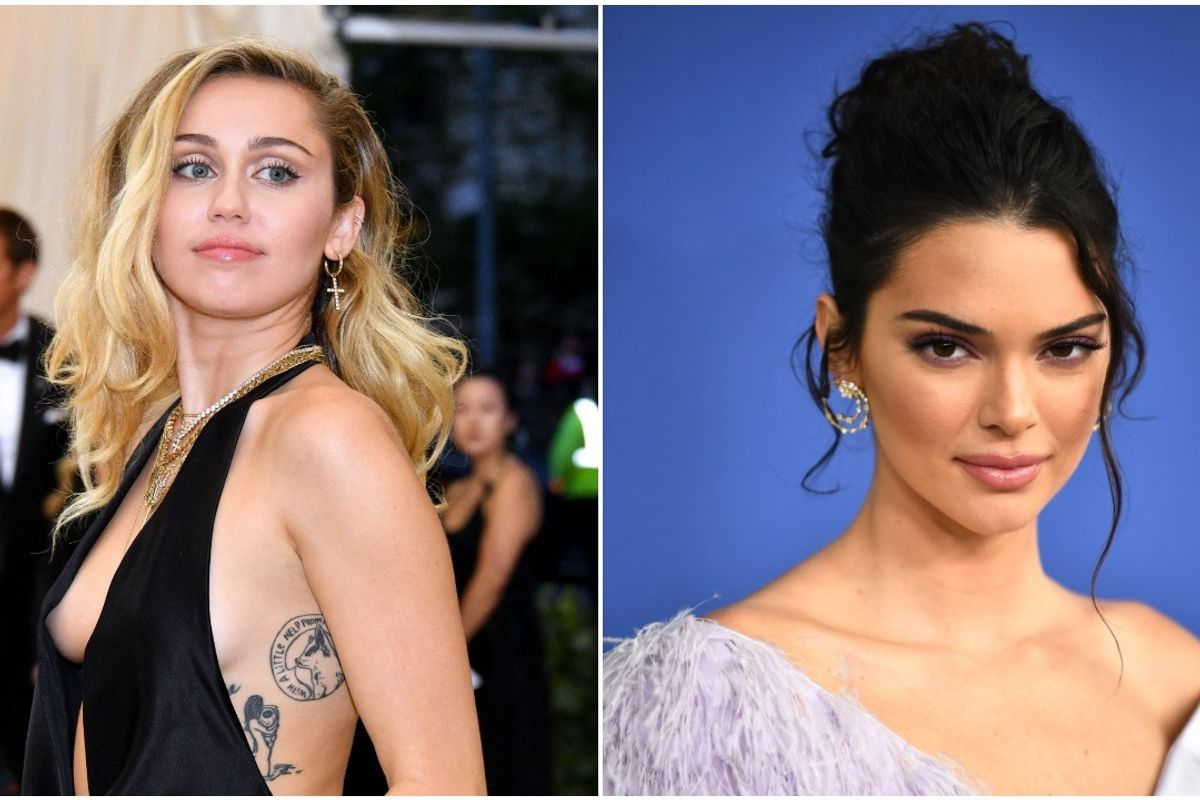 Miley Cyrus Fans Think She Unfollowed People Who Went to Kendall Jenner's Birthday Party