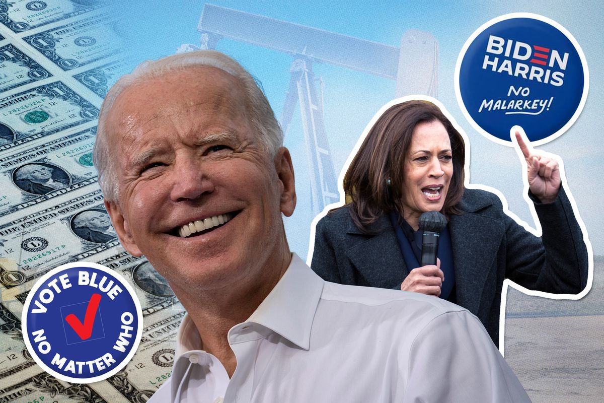 Why We Should 'Settle for Biden'