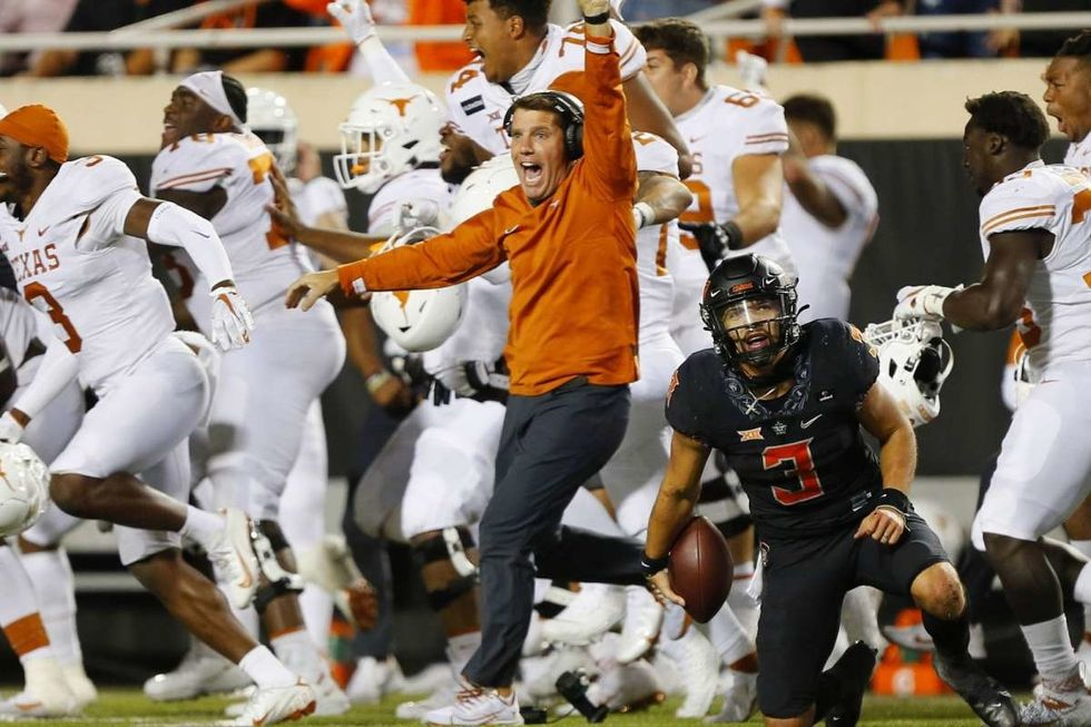 The Lack Of Discipline In The Oklahoma State O-Line Plagued The Stillwater Community With A Loss