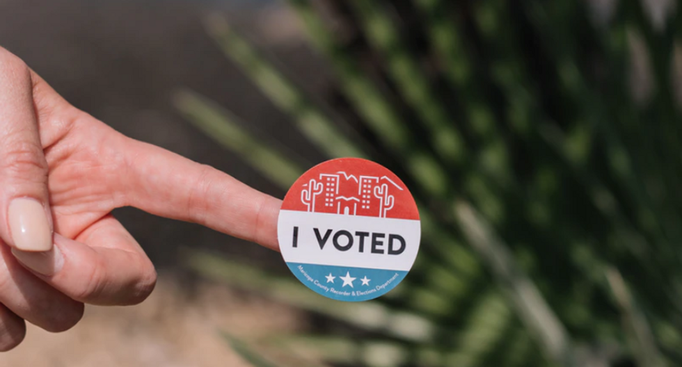 You Aren't The Only One With Election Anxiety — These 11 Affirmations Help Ease My Worries