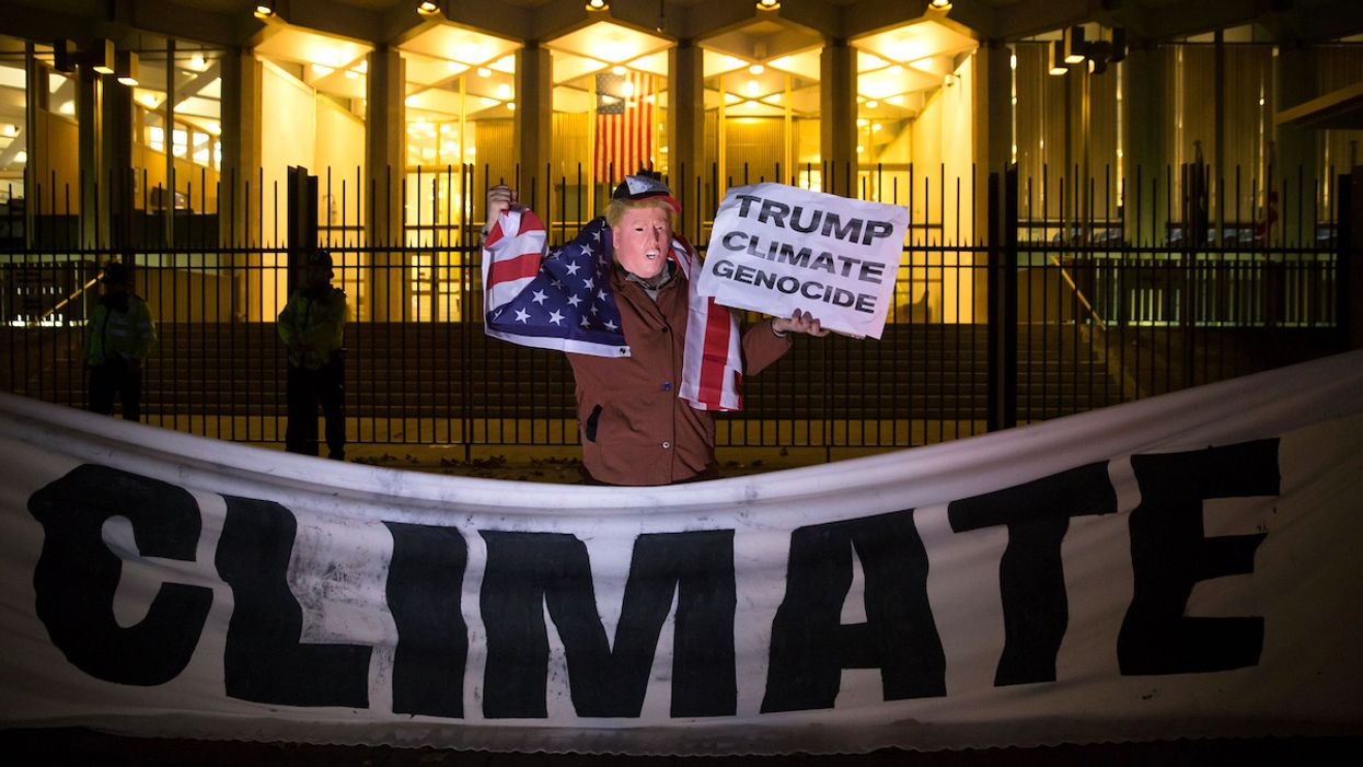 U.S. Now Officially Out of the Paris Climate Agreement