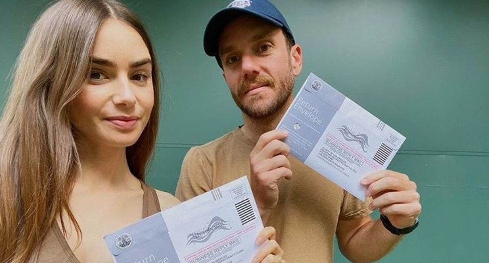 10 Celeb Couples Who Voted Together, Giving Us Hope That Love Will Win This Election
