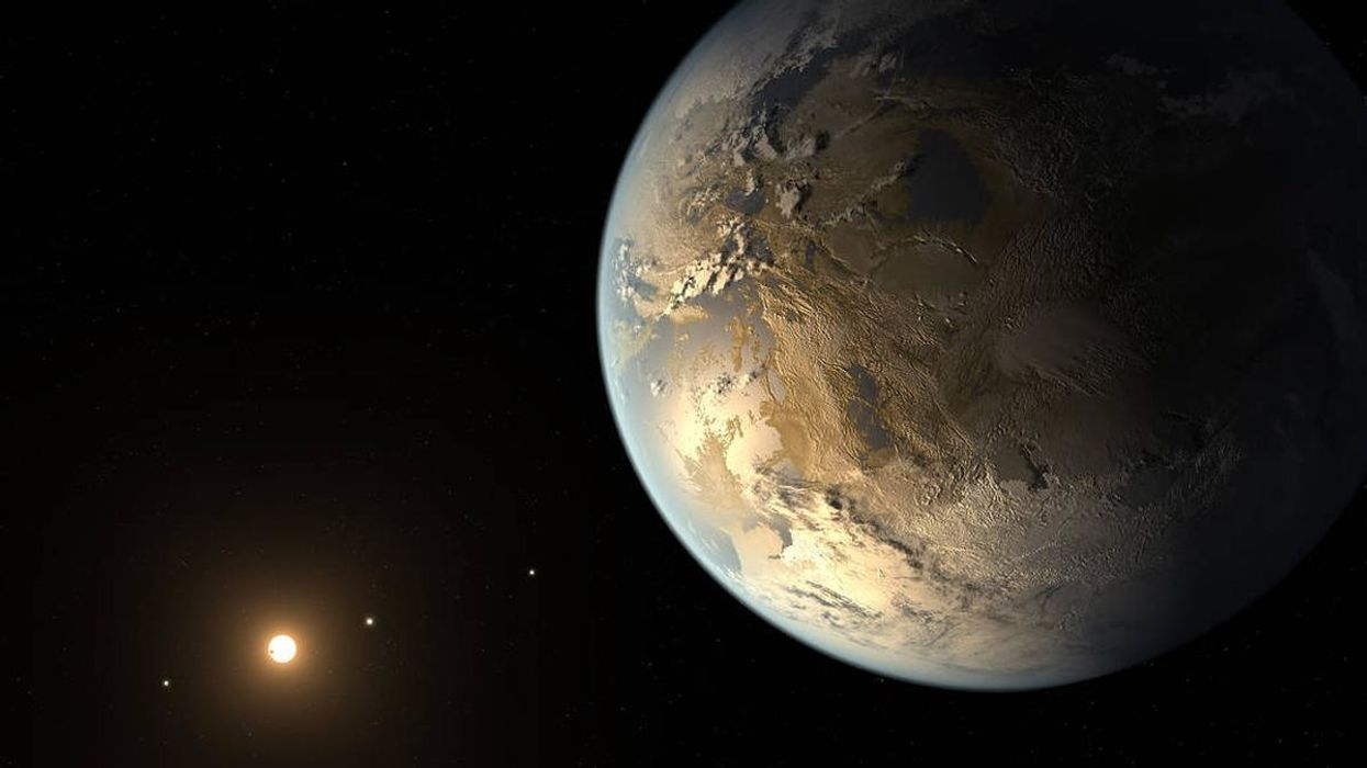 There may be 300 million habitable planets in our galaxy