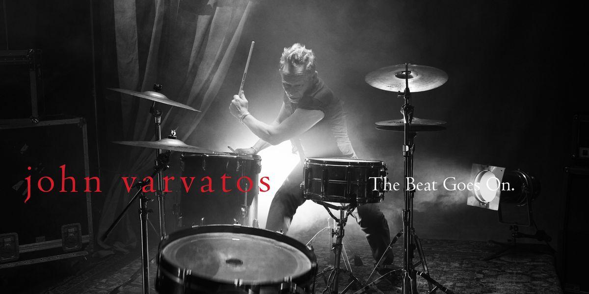 Sex Pistols Drummer Paul Cook Stars in New John Varvatos Campaign