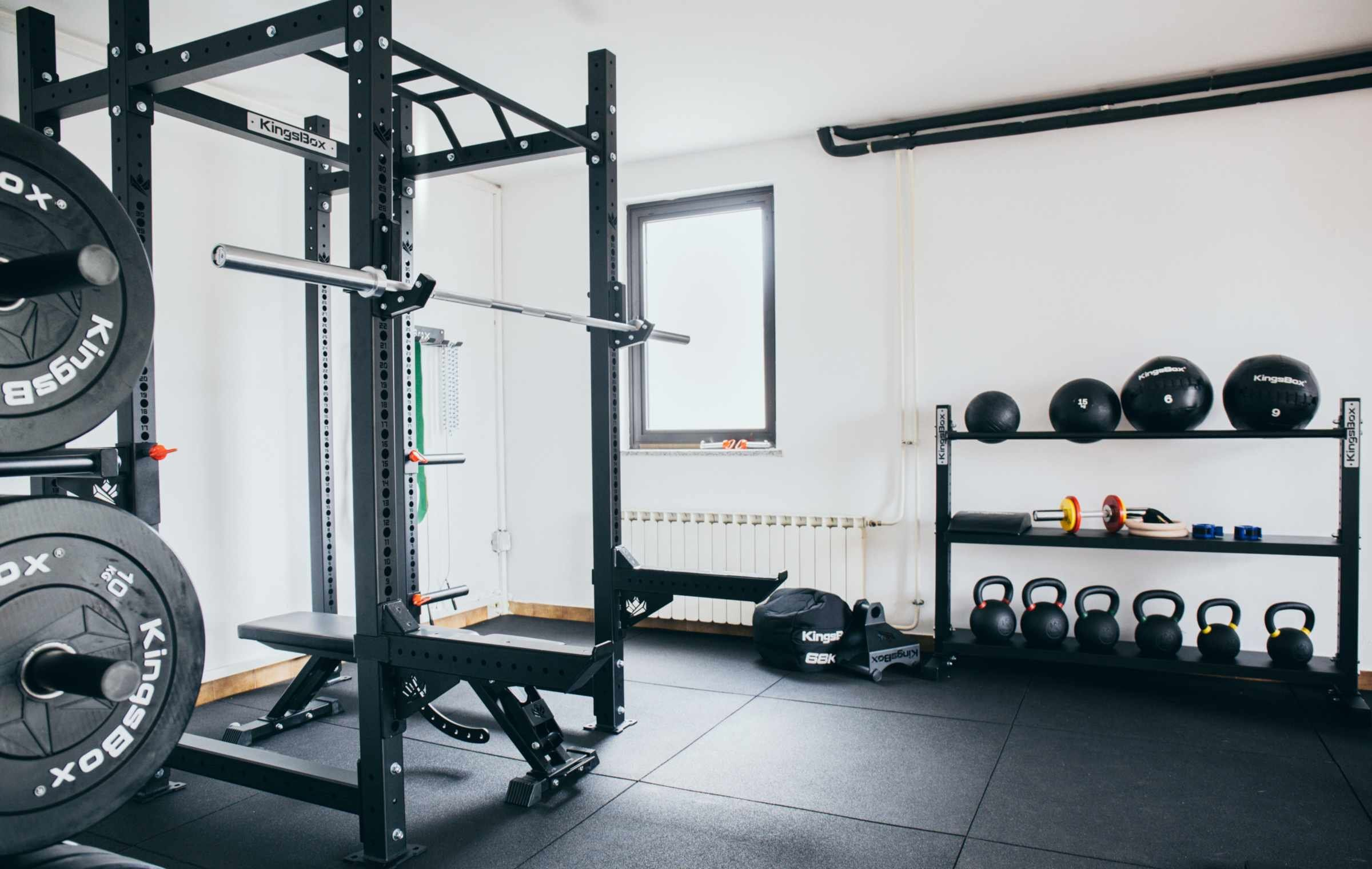 What You Should Know Before Starting A Home Gym