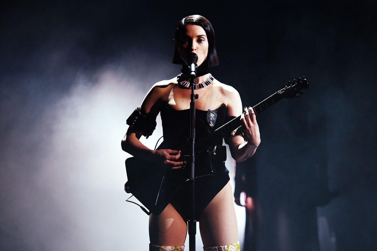 St. Vincent Covered Nine Inch Nails