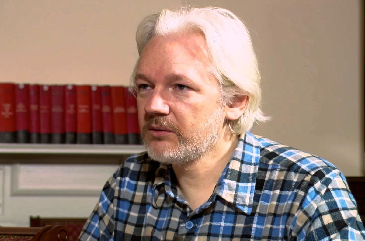 Biden administration files appeal for Assange extradition