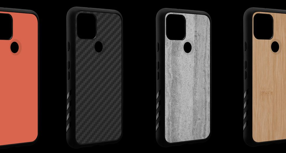 DBrand cases for the Google Pixel 5