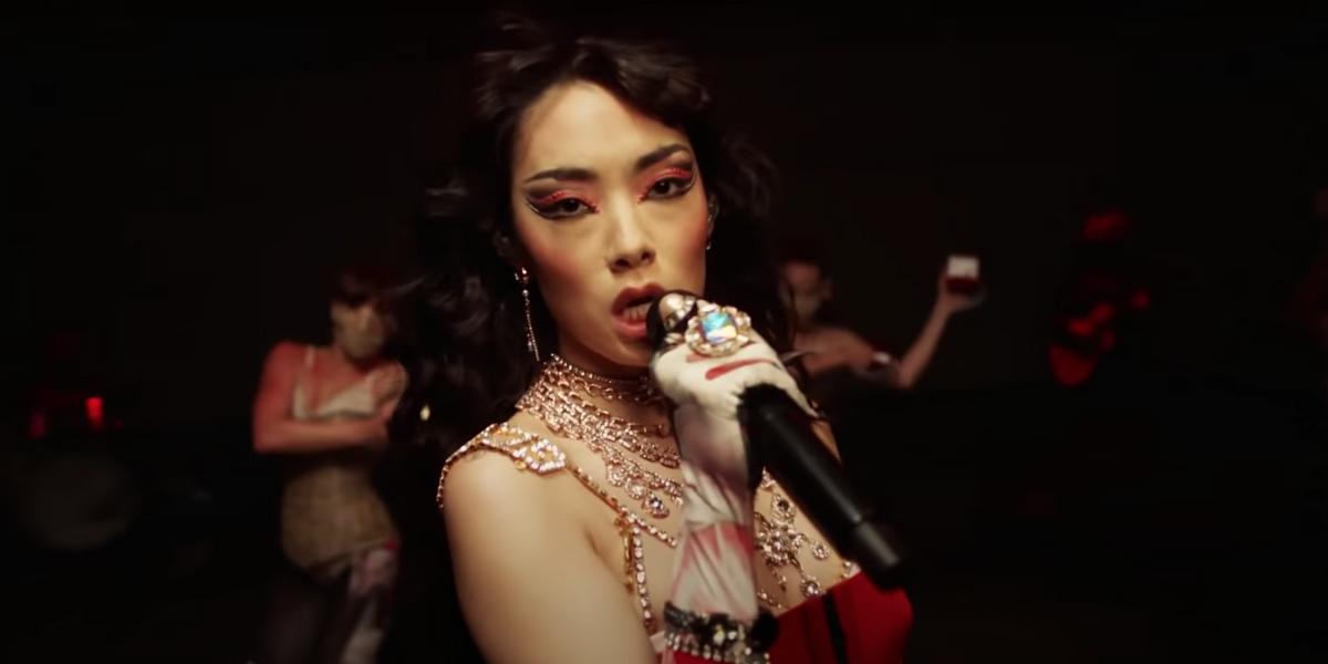 Rina Sawayama Slays US TV Debut With 'XS'